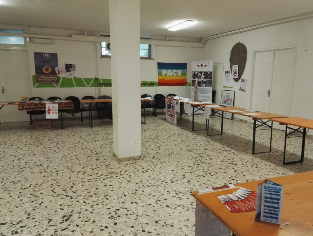Sala Verde - Crocevia