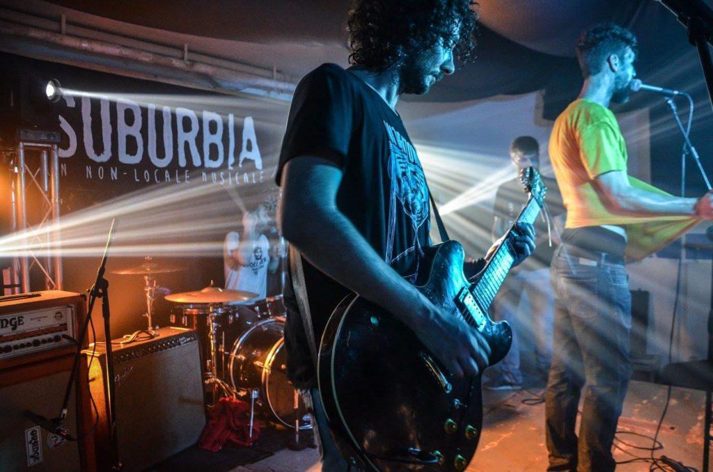SUBurbia - il Non locale Musicale