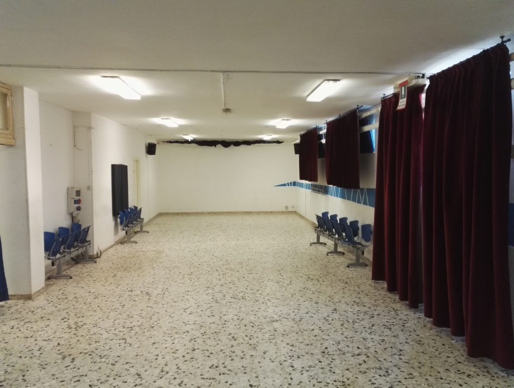 Sala Blu - Polivalente