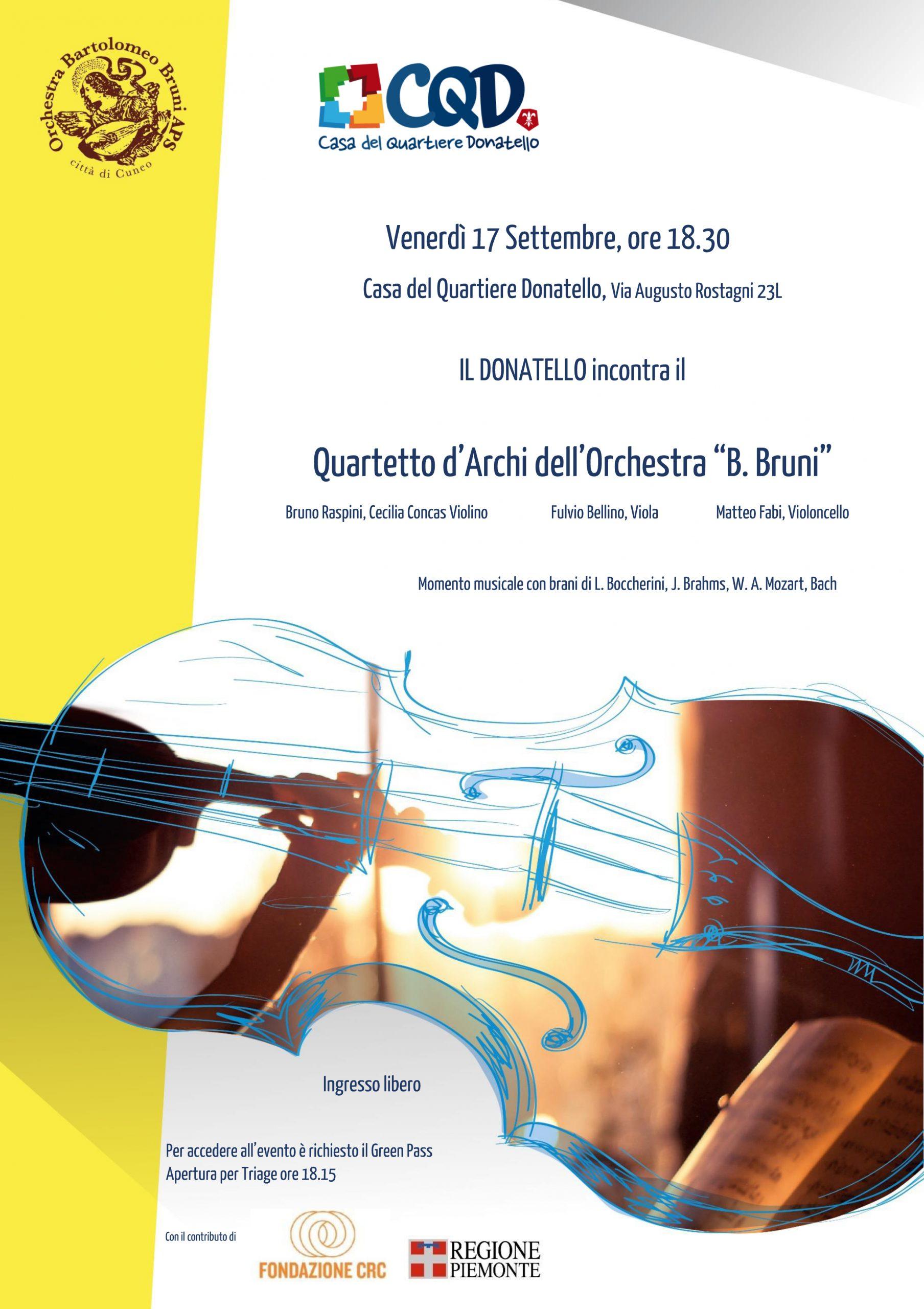 CDQ orchestra bruni
